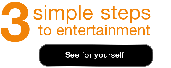 3 Simple Steps to entertainment