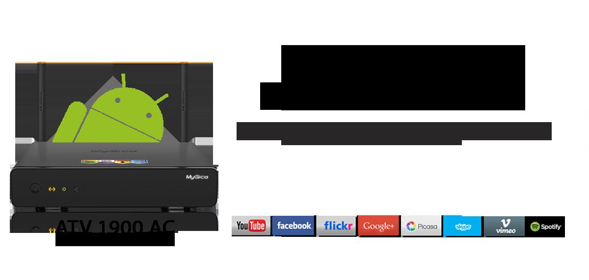 Mygica ATV, Convierte tu TV en Smart TV