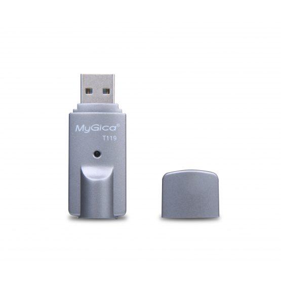 Geniatech T119 Mini HDTV USB Stick 64 Bit
