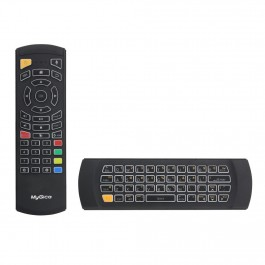 Mygica KR303 Wireless Control Flymouse Qwerty Mouse 2.4Ghz with battery